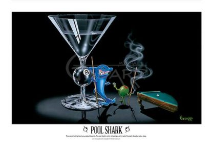 G599 - Godard, Michael - Pool Shark