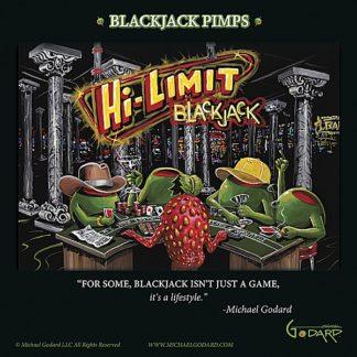 G664 - Godard, Michael - Black Jack Pimps