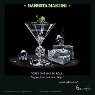 G668 - Godard, Michael - Gangsta Martini (Living Large)