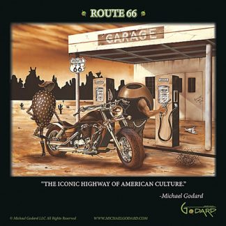 G669 - Godard, Michael - Historic Route 66