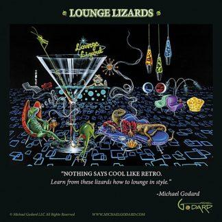 G672 - Godard, Michael - Lounge Lizards