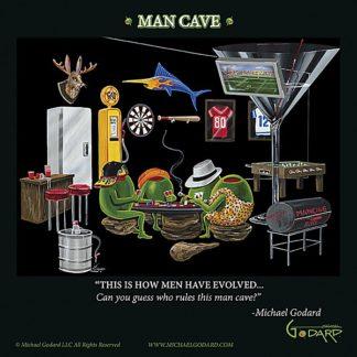 G673 - Godard, Michael - Man Cave