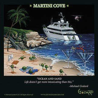 G674 - Godard, Michael - Martini Cove