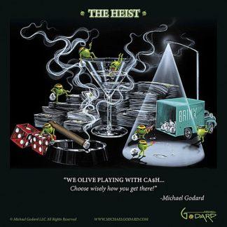 G682 - Godard, Michael - The Heist