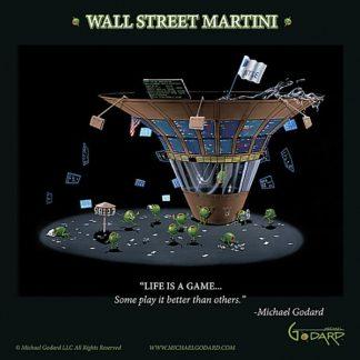 G683 - Godard, Michael - Wall Street Martini
