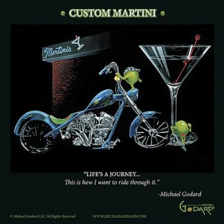 G688 - Godard, Michael - Custom Martini