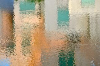 G913D - Gonzalez, Ulpi - Reflection on the Iowa River No. 2