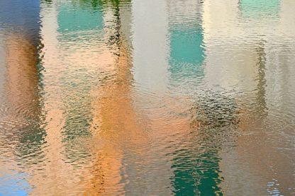 G913D - Gonzalez, Ulpi - Reflection on the Iowa River No. 2