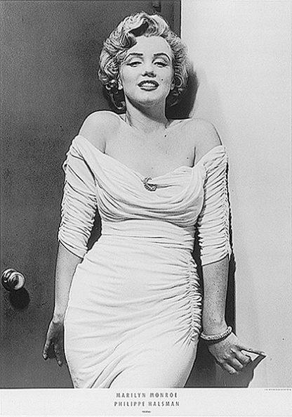 H1039 - Halsman, Philippe - Marilyn Monroe