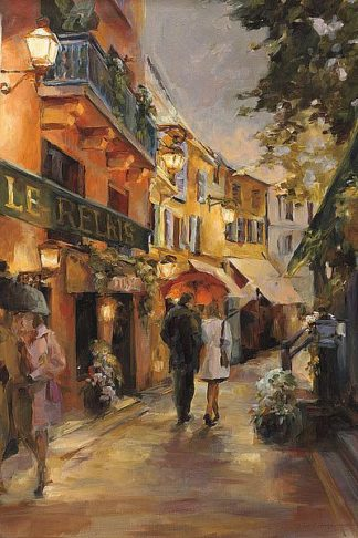 H1237 - Hageman, Marilyn - Evening in Paris