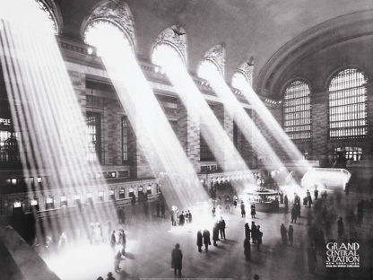 H388 - Hulton, Kurt - Grand Central Station, 1934