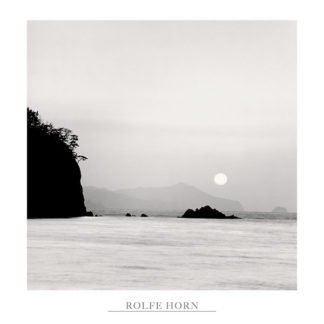 H576 - Horn, Rolfe - Sunset, Oki Island, Japan