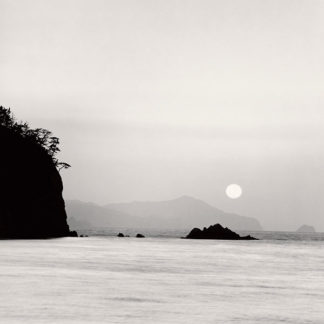 H579 - Horn, Rolfe - Sunset, Oki Island, Japan