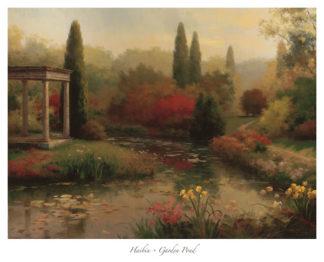H583 - Haibin - Garden Pond