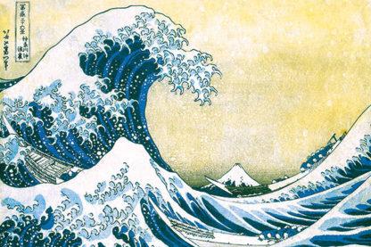 H908 - Hokusai, Katsushika - The Great Wave off Kanagawa