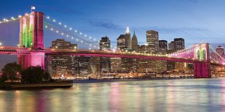 I110 - Image Source - Brooklyn Bridge at Night