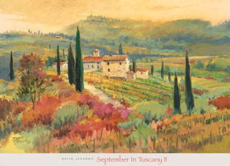 J232 - Jackson, David - September in Tuscany II