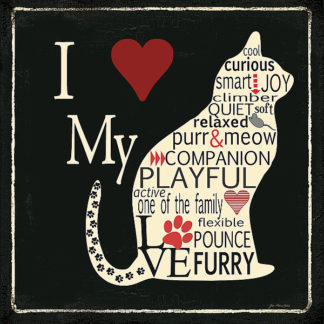 JM10076 - Moulton, Jo - Love My Cats
