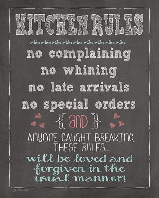 JM10640 - Moulton, Jo - Kitchen Rules