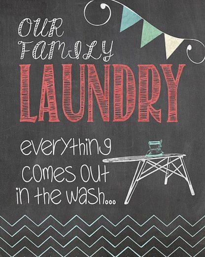JM10661 - Moulton, Jo - Family Laundry