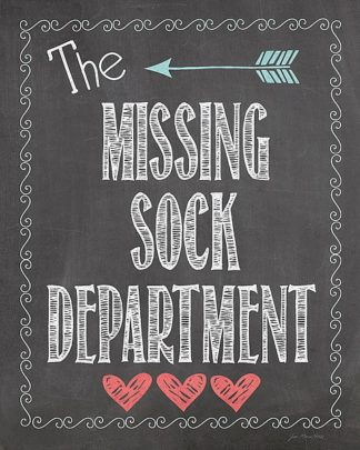 JM10664 - Moulton, Jo - Missing Sock Dept.