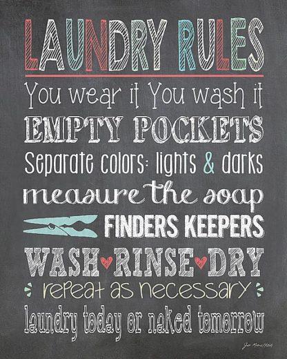 JM10666 - Moulton, Jo - Laundry Rules