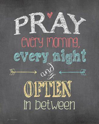 JM10722 - Moulton, Jo - Pray Often