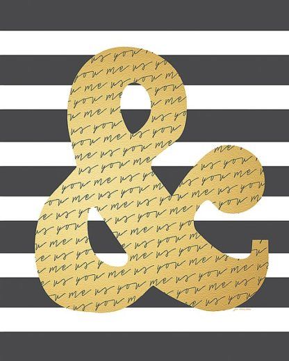 JM11221 - Moulton, Jo - Faux Gold Ampersand
