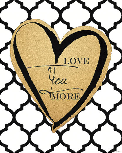 JM11581 - Moulton, Jo - Faux Gold Love You More