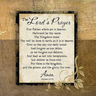 JP1569 - Pugh, Jennifer - The Lord's Prayer