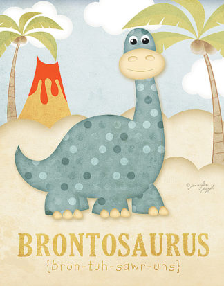 JP3043 - Pugh, Jennifer - Brontosaurus