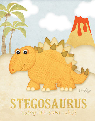 JP3044 - Pugh, Jennifer - Stegosaurus