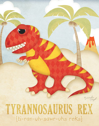 JP3045 - Pugh, Jennifer - Tyrannosaurus Rex