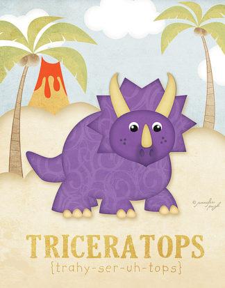 JP3046 - Pugh, Jennifer - Triceratops