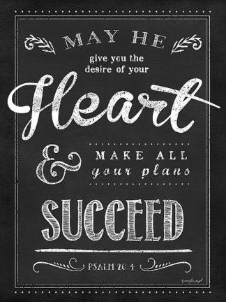 JP3414 - Pugh, Jennifer - Chalkboard Psalm 20-4