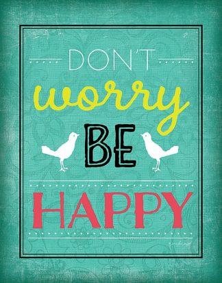 JP3786 - Pugh, Jennifer - Don't Worry Be Happy