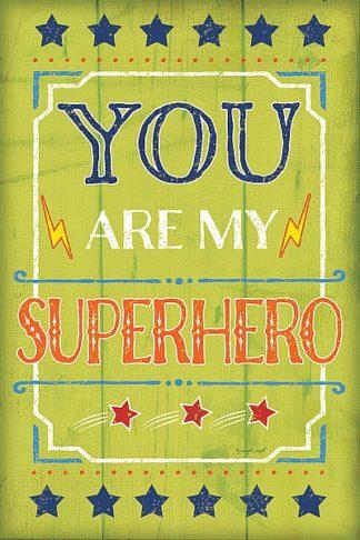 JP4202 - Pugh, Jennifer - You Are My Superhero