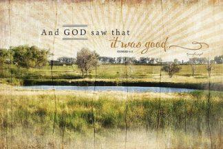 JP4234 - Pugh, Jennifer - And God Saw that It Was Good