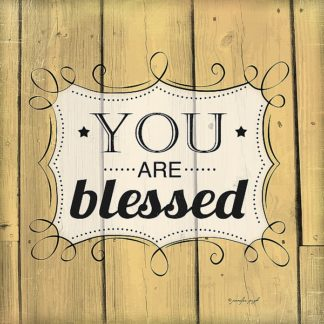 JP4245 - Pugh, Jennifer - You Are Blessed
