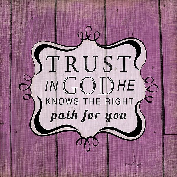 JP4246 - Pugh, Jennifer - Trust in God