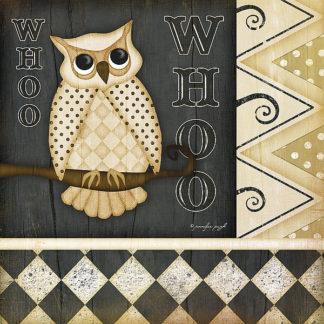 JP4347 - Pugh, Jennifer - Whoo Owl