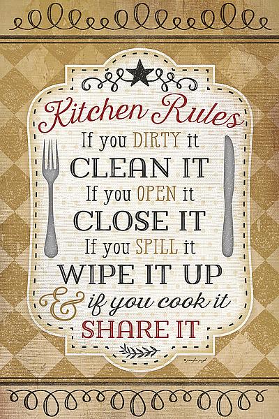 JP4758 - Pugh, Jennifer - Kitchen Rules