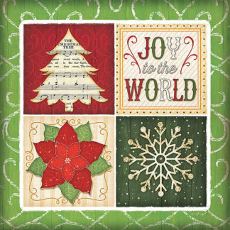 JP4782 - Pugh, Jennifer - Joy To The World