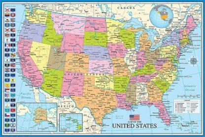K2561 - Kendricks, Max - Maps of the United States