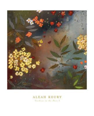 K417 - Koury, Aleah - Gardens in the Mist I