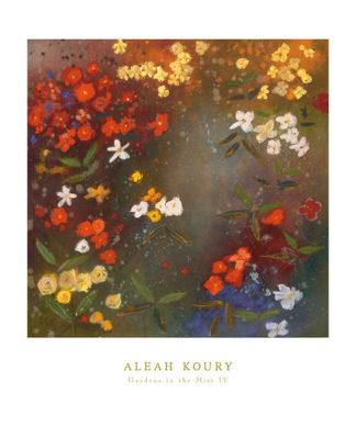 K420 - Koury, Aleah - Gardens in the Mist IV