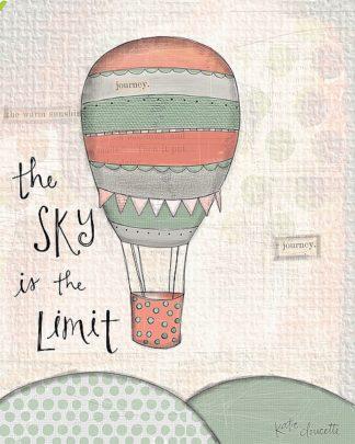 KA1014 - Doucette, Katie - Sky Is the Limit