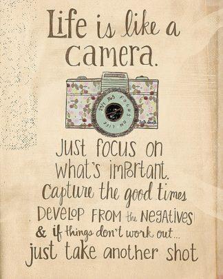 KA1057 - Doucette, Katie - Life Is Like a Camera