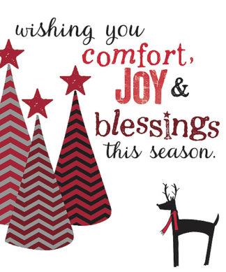 KA1134 - Doucette, Katie - Comfort Joy & Blessings