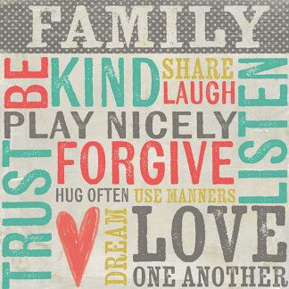 KA1142 - Doucette, Katie - Family Rules II